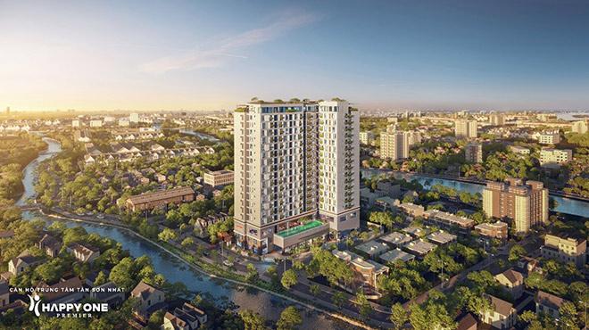 Giá trị sống mới từ căn hộ trung tâm Tân Sơn Nhất HAPPY ONE – Premier - 1