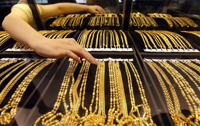 Hôm nay 4/9: Sau phiên giảm sốc, giá vàng đang dần phục hồi
