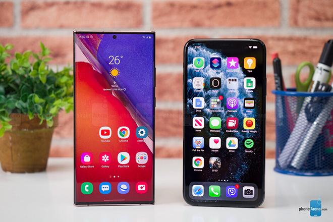 """3 điều Samsung luôn vượt mặt """"đối thủ"""" Apple - 8"""