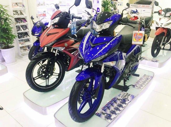 Bảng giá Yamaha Exciter tháng 9/2020, giảm bền vững - 2