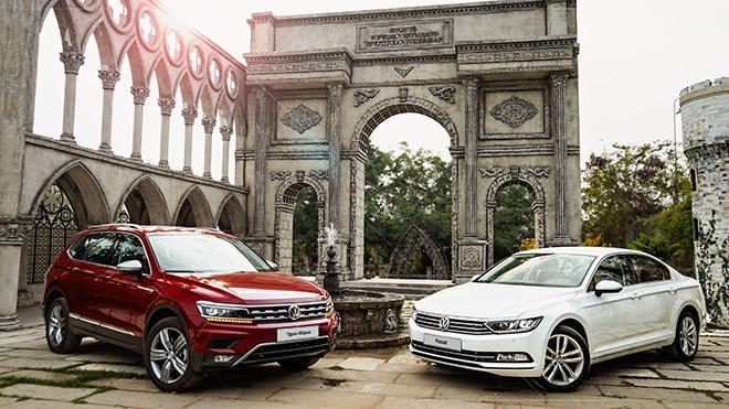 Bảng giá xe Volkswagen tháng 9/2020, cập nhật mới nhất - 3