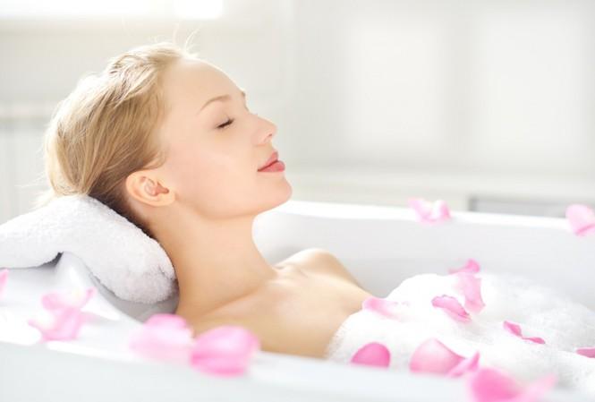 Bí quyết tắm dưỡng da trong mùa đông - 1