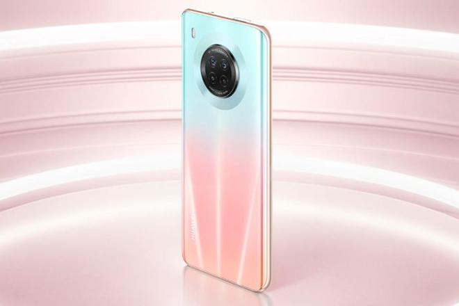 Huawei Y9a giá 5,54 triệu đồng với camera bật lên đẹp mắt - 1