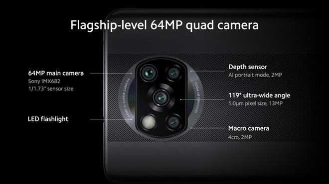 Thêm một smartphone tầm trung cấu hình siêu chất trình làng - 2