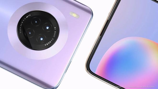 Huawei Y9a giá 5,54 triệu đồng với camera bật lên đẹp mắt - 2