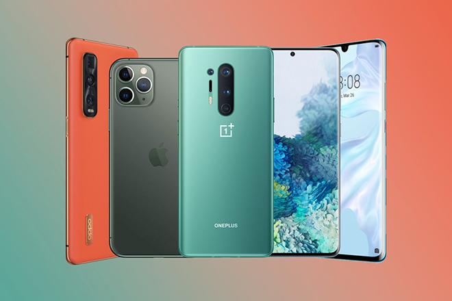 """Samsung vẫn là """"ông trùm"""" sản xuất smartphone thế giới năm 2020 - 2"""