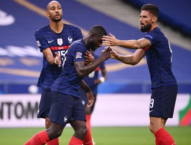 Pháp - Croatia: Đại tiệc 6 bàn, siêu sao tỏa sáng