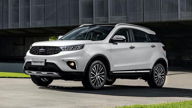 Đại lý nhận cọc Ford Territory, giá dự kiến 699 triệu VND - 1