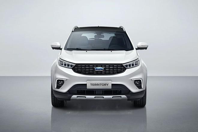 Đại lý nhận cọc Ford Territory, giá dự kiến 699 triệu VND - 4