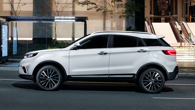 Đại lý nhận cọc Ford Territory, giá dự kiến 699 triệu VND - 3