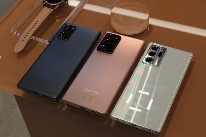 Samsung kiếm được bao nhiêu từ mỗi chiếc Galaxy Note20 Ultra 5G? - 1