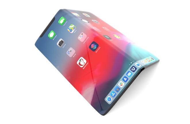HOT: Apple chính thức đặt hàng màn hình gập lại của Samsung - 2
