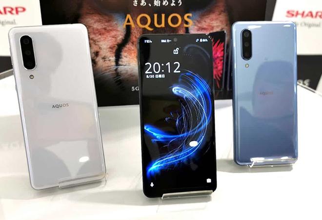 Tung thêm smartphone 240 Hz, Sharp muốn vùi dập iPhone 12 trước thềm ra mắt - 1