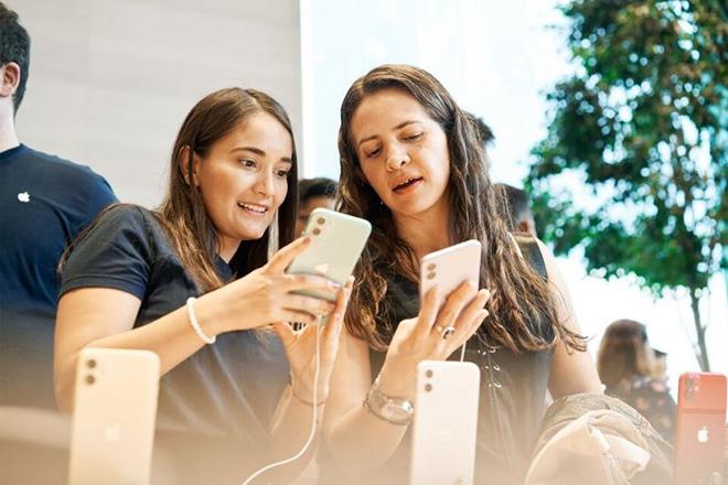 Người Mỹ đang khôn hơn Trung Quốc trong việc mua sắm iPhone? - 2