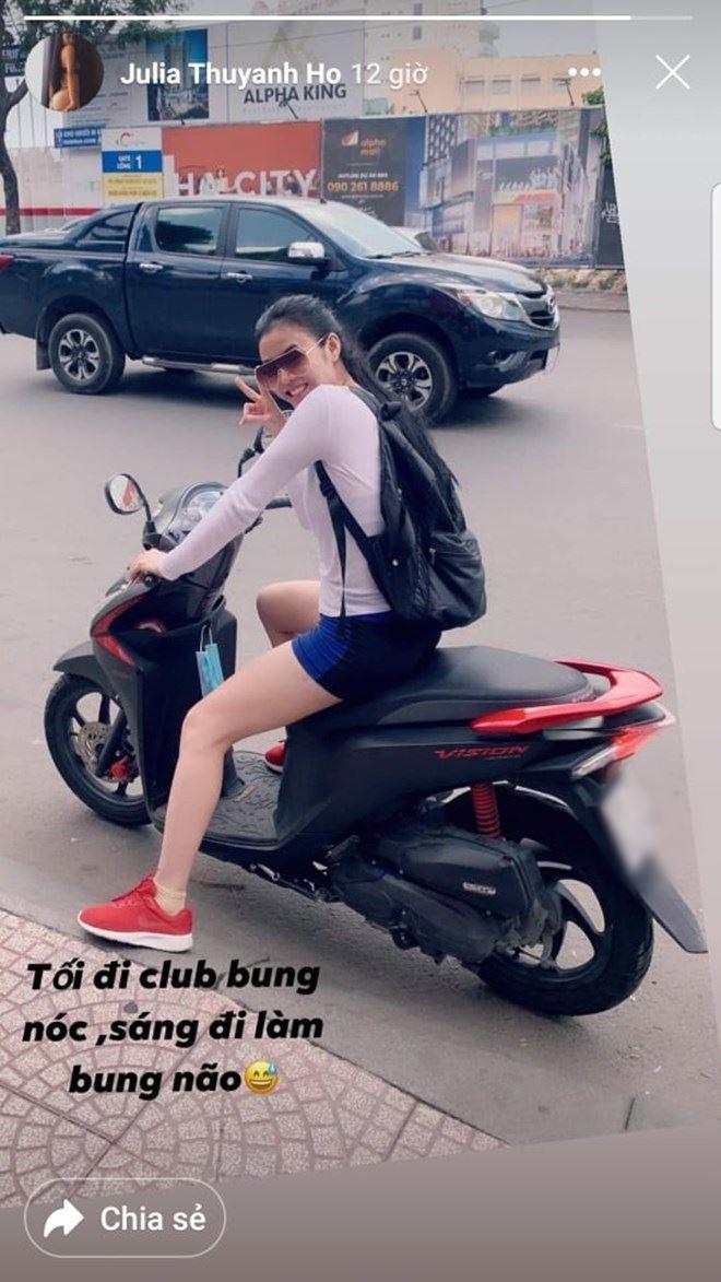 """Chỉ 1 bức ảnh, """"hoa hậu ăn chơi nhất Sài thành"""" lại gây xôn xao mạng xã hội - 2"""