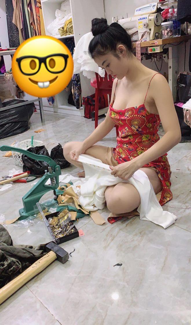 """Chỉ 1 bức ảnh, """"hoa hậu ăn chơi nhất Sài thành"""" lại gây xôn xao mạng xã hội - 7"""
