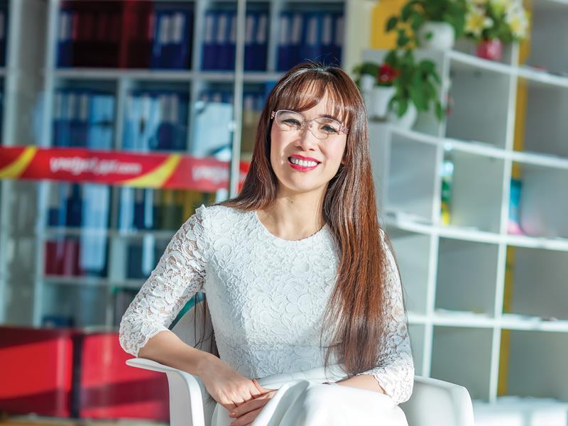 Đại gia tuần qua: Nữ tỷ phú Việt lọt top 100 nhân vật thay đổi kinh tế châu Á - 1