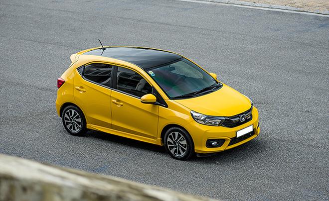 Giá xe Honda Brio lăn bánh mới nhất tháng 9/2020 - 2
