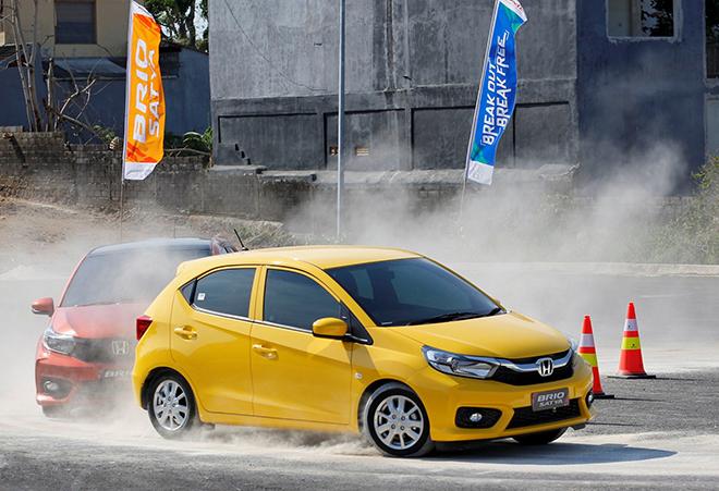 Giá xe Honda Brio lăn bánh mới nhất tháng 9/2020 - 10