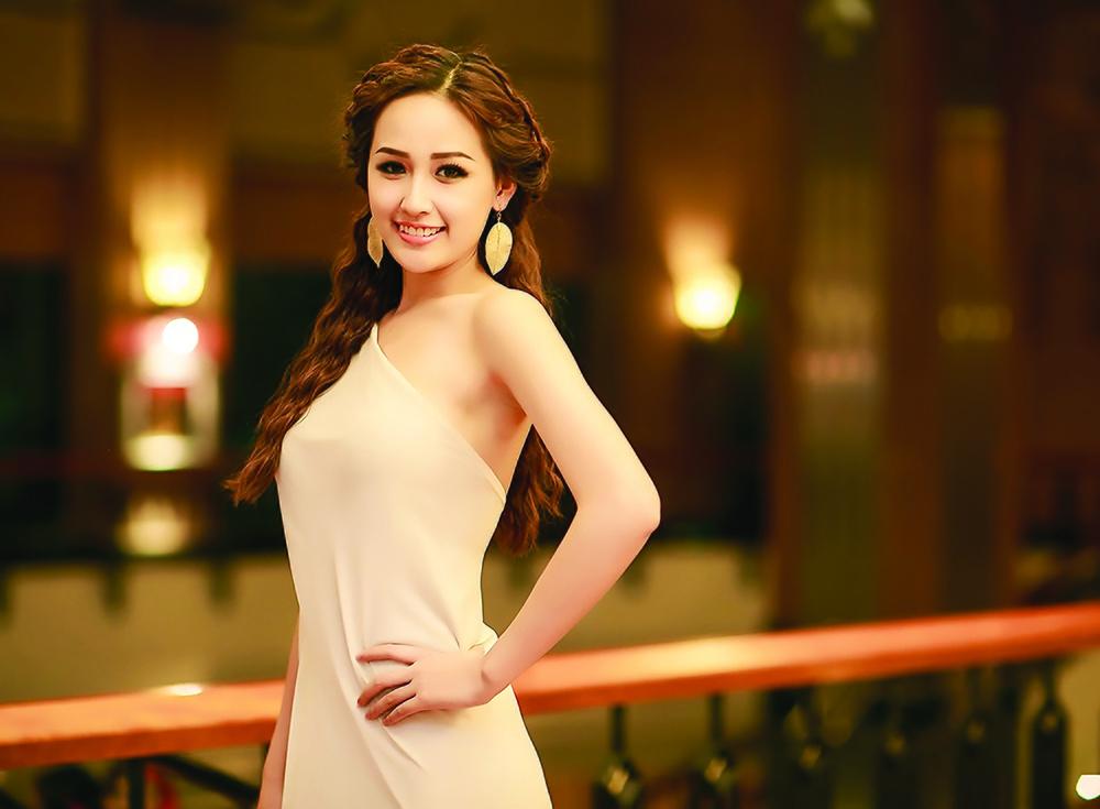 Hoa hậu Việt có vòng một gần 100cm nhiều lần phát ngôn gây chú ý - 7
