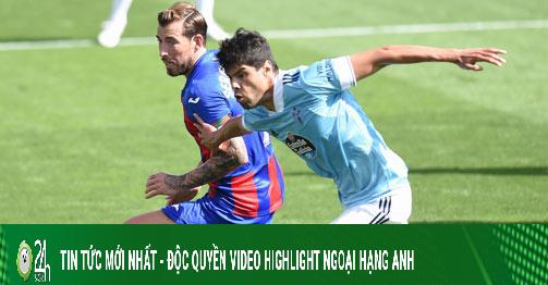 Video highlight trận Eibar - Celta Vigo: Rực lửa trận cầu khai mạc (Vòng 1 La Liga)