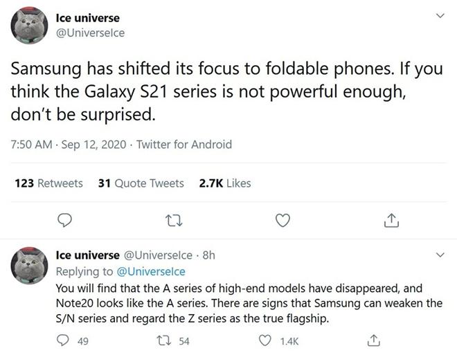 Samsung thay đổi chiến thuật tung flagship, iPhone coi chừng - 2