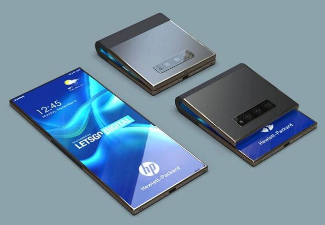 HP sắp sản xuất smartphone trở lại bằng siêu phẩm gập lại? - 1