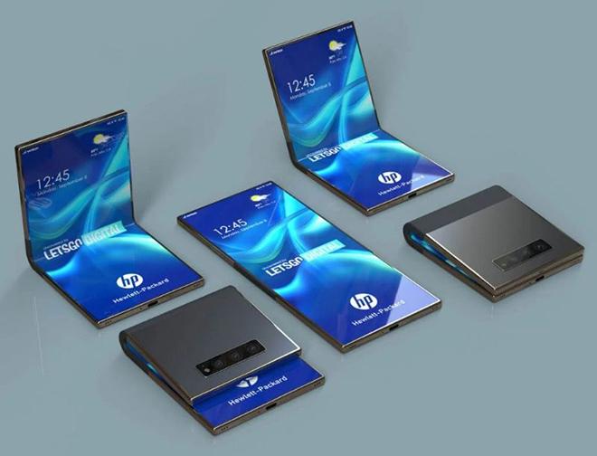 HP sắp sản xuất smartphone trở lại bằng siêu phẩm gập lại? - 2