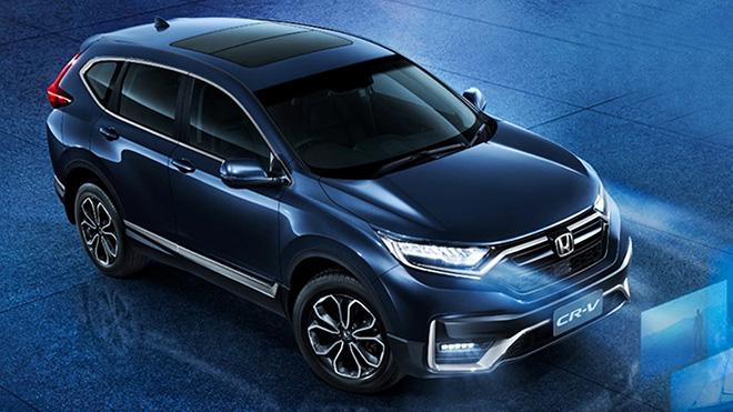 Hiểu đúng về hệ thống an toàn mới được trang bị trên xe Honda CRV 2020 - 8