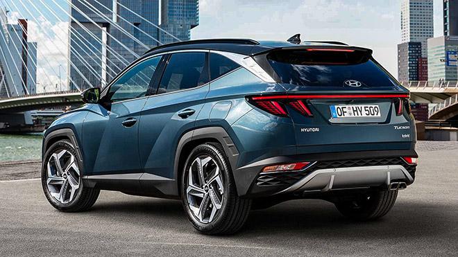 Hyundai Tucson thế hệ mới chính thức ra mắt, thay đổi toàn diện - 4