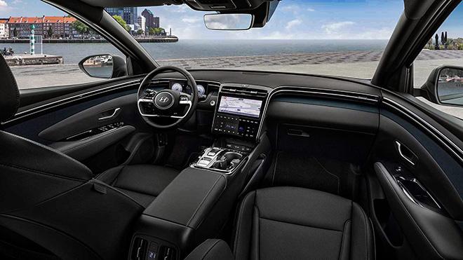 Hyundai Tucson thế hệ mới chính thức ra mắt, thay đổi toàn diện - 8