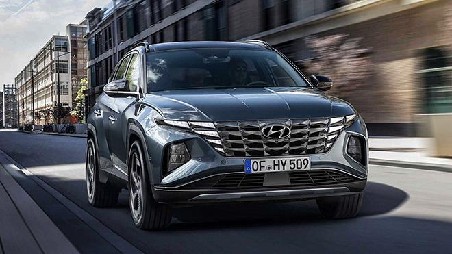 Hyundai Tucson thế hệ mới chính thức ra mắt, thay đổi toàn diện - 1