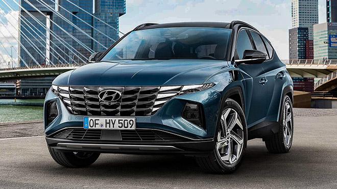 Hyundai Tucson thế hệ mới chính thức ra mắt, thay đổi toàn diện - 2