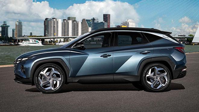 Hyundai Tucson thế hệ mới chính thức ra mắt, thay đổi toàn diện - 3