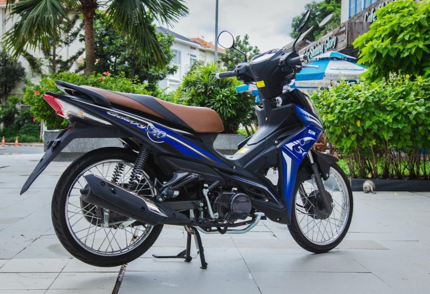 Top xe máy không cần bằng lái phù hợp với học sinh cấp 3 - 2