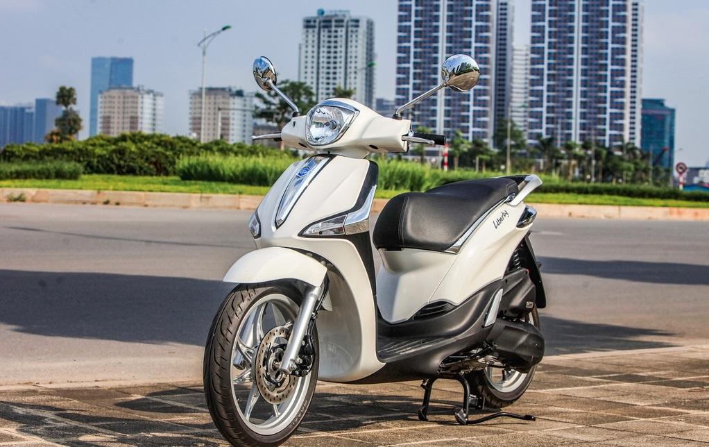 Top xe máy không cần bằng lái phù hợp với học sinh cấp 3 - 4