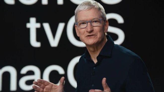 TRỰC TIẾP: Sự kiện ra mắt bộ đôi Apple Watch và iPad mới - 55