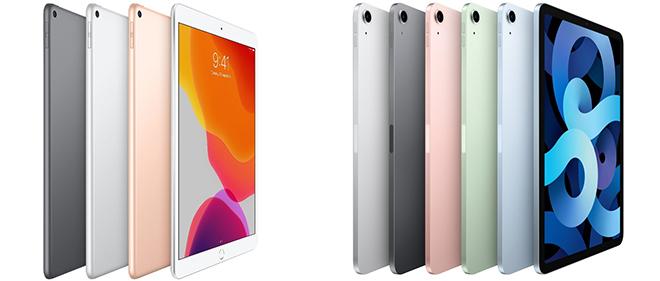 Choáng với những khác biệt giữa iPad Air 3 và iPad Air 4 - 1