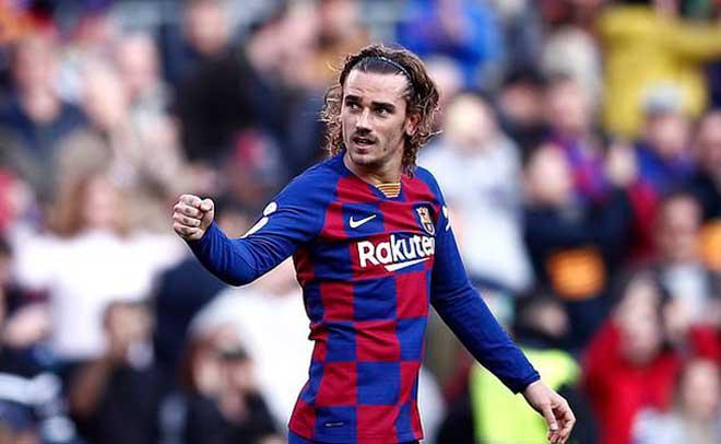 """""""Bom tấn"""" không tưởng: Griezmann muốn sang Man City, Lukaku về Barca thay Messi - 1"""