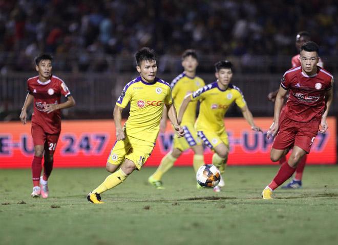 """Trực tiếp bóng đá Hà Nội - TP. Hồ Chí Minh: """"Nhà Vua"""" quyết đoạt vé vào chung kết - 10"""
