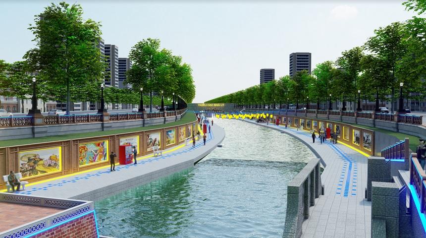 Đề xuất cải tạo sông Tô Lịch thành công viên Lịch sử – Văn hóa – Tâm linh - hình ảnh 4