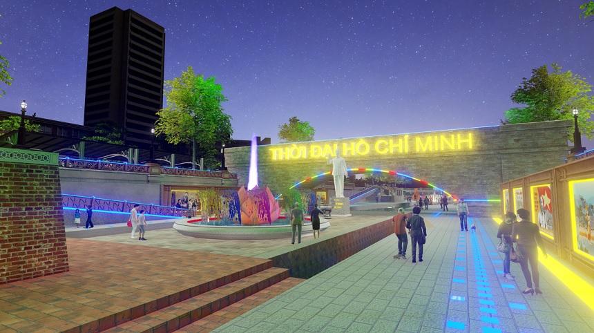 Đề xuất cải tạo sông Tô Lịch thành công viên Lịch sử – Văn hóa – Tâm linh - hình ảnh 5