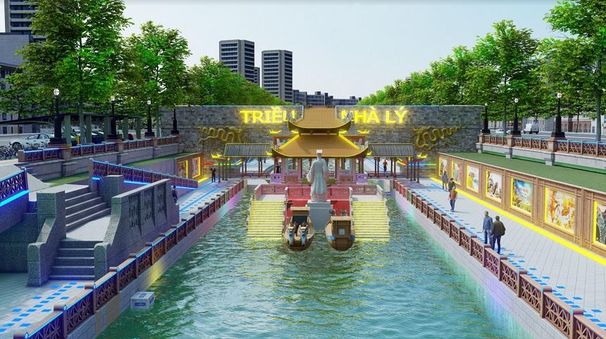 Đề xuất cải tạo sông Tô Lịch thành công viên Lịch sử – Văn hóa – Tâm linh - hình ảnh 6