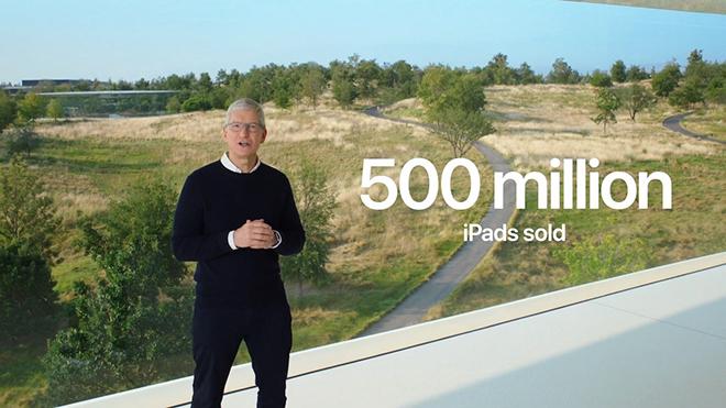 iPad đã mang về cho Apple thành công lớn thế nào? - 1