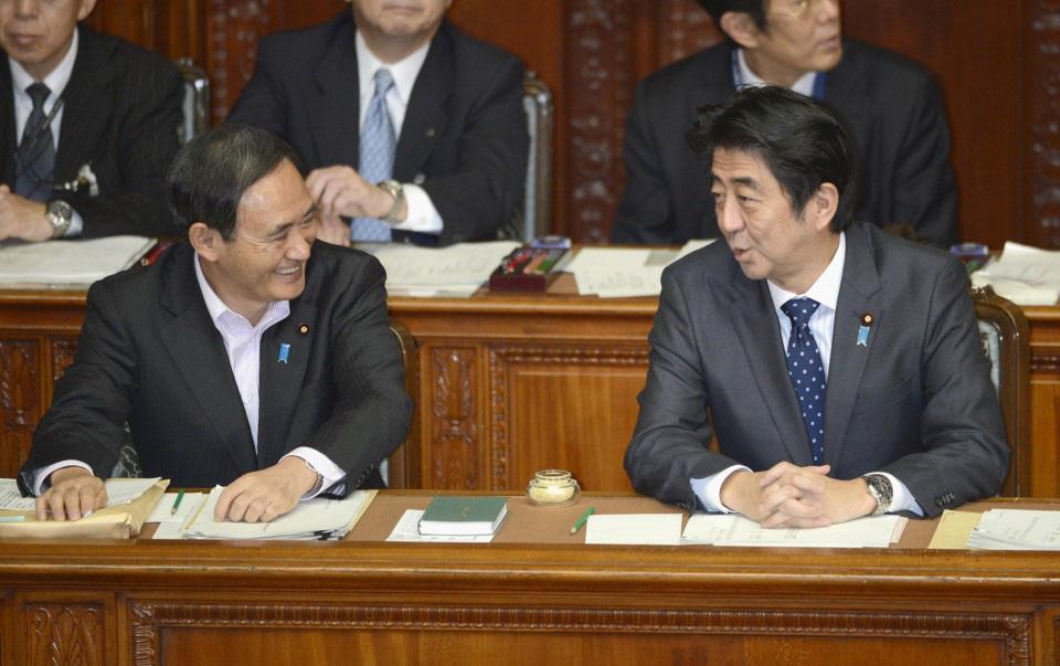 [eMagazine] Suga Yoshihide: Từ con trai người trồng dâu đến đỉnh cao quyền lực - 10