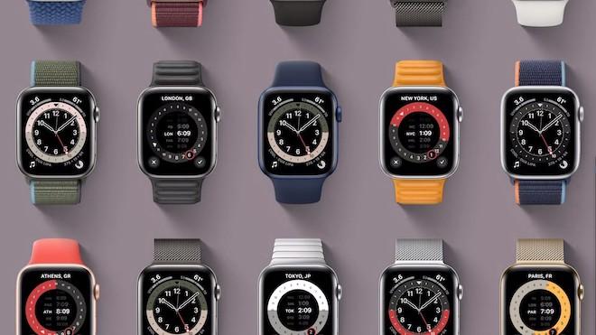 TRỰC TIẾP: Sự kiện ra mắt bộ đôi Apple Watch và iPad mới - 38