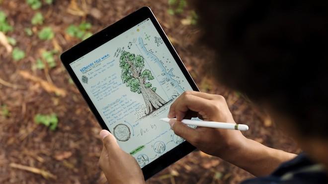 TRỰC TIẾP: Sự kiện ra mắt bộ đôi Apple Watch và iPad mới - 19