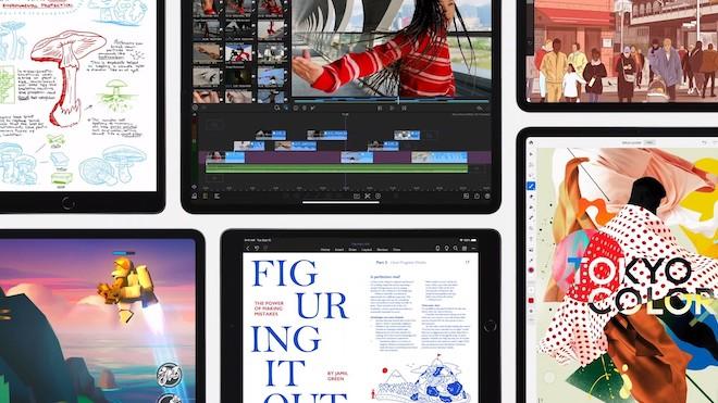 TRỰC TIẾP: Sự kiện ra mắt bộ đôi Apple Watch và iPad mới - 15