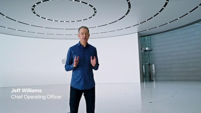 TRỰC TIẾP: Sự kiện ra mắt bộ đôi Apple Watch và iPad mới - 47