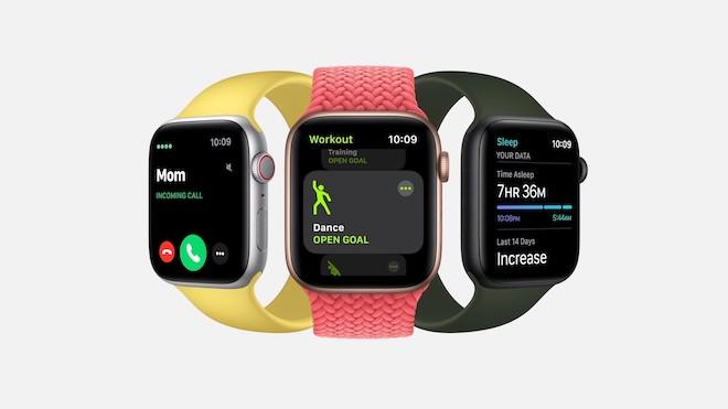 TRỰC TIẾP: Sự kiện ra mắt bộ đôi Apple Watch và iPad mới - 35